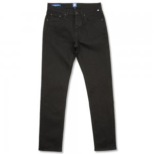 Pretty Green Jeans Erwood Slim Fit Rinse Washed in Black