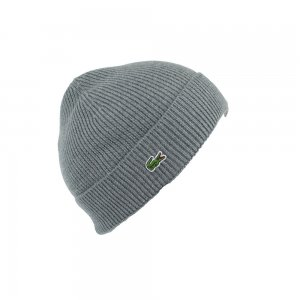 Lacoste Hats Bonnet in Grey