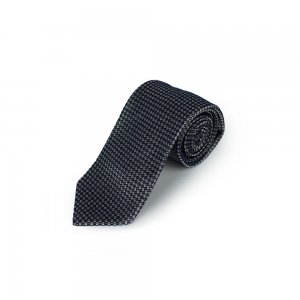 Boss Black Ties Tie 7.5cm in Grey