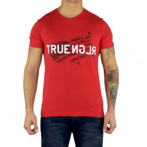 True Religion T-shirts States in Red