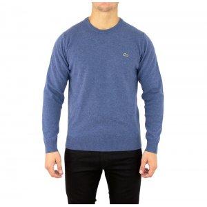 Lacoste Knitwear Tricotras in Blue