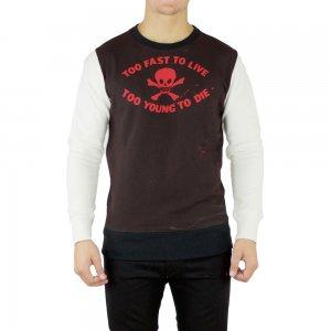 Vivienne Westwood Sweatshirt Toofast in Burgendy