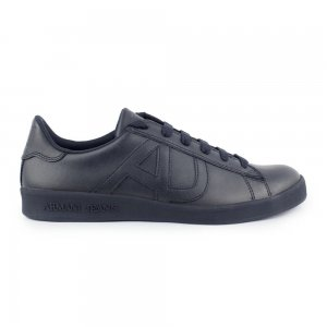 Armani Jeans Trainers AJ Trainer in Navy