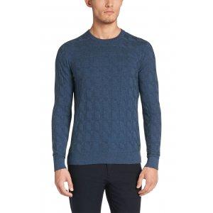 Boss Black Knitwear Erino in Blue