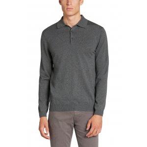 Boss Black Knitwear Banet-E in Grey