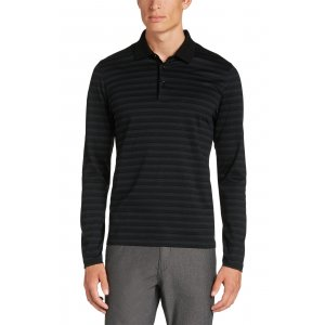 Boss Black Polo Shirts Pineto 08 in Charcoal