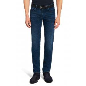 Boss Black Jeans Charleston2 in Blue Long Leg