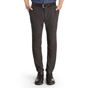 Boss Orange Formal Trousers Sylver1-W in Charcoal