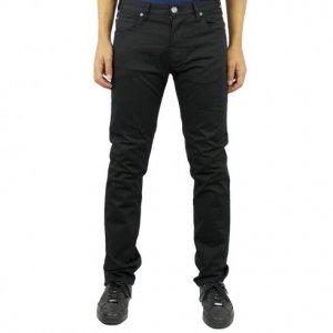 Armani Jeans Jeans J45 Regular Fit Long Leg in Black