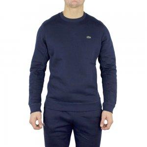 Lacoste Sweatshirt Logo Sweatshirt in Navy
