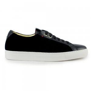 Hugo Trainers Fullow in Black