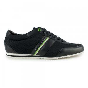 Boss Green Trainers Victual in Black