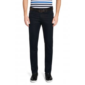 Boss Black Jeans Delaware3 Short Leg in Navy
