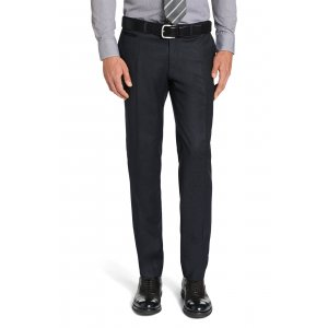 Boss Black Trousers Wilhelm1 in Charcoal