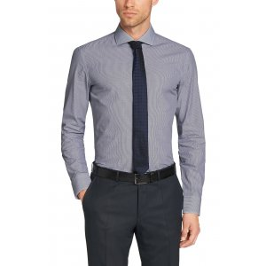Boss Black Formal Shirts Jason in Blue