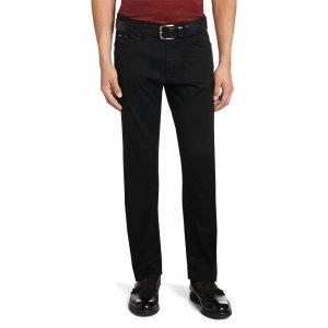 Boss Black Jeans Delaware1 Long Leg in Black