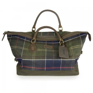 Barbour Bags Lochy in Olive