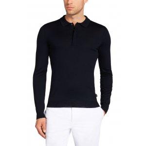 Boss Black Knitwear Tesoro-F in Dark Blue