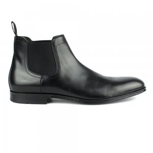 Boss Black Shoes Scubeat in Black