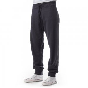 Armani Jeans Track Bottoms Knitted Sweat Pants in Navy