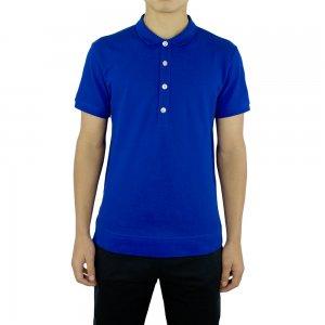 Versus Versace Polo Piguet in Blue