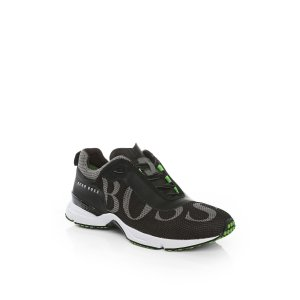 Boss Green Trainers Velox in Black