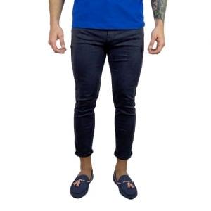 Moschino Jeans Chino Moschino in Navy