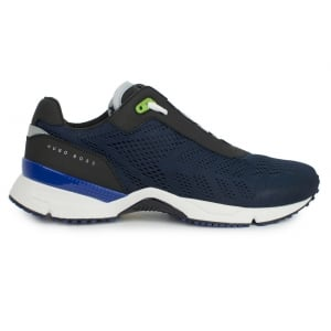 Boss Green Trainers Veloz in Dark Blue