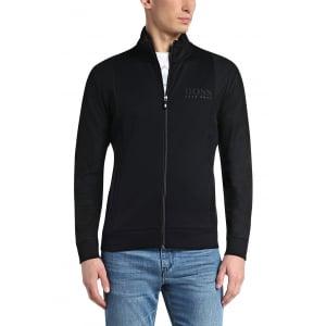 Boss Green Sweatshirts Skaz Jacket in Black
