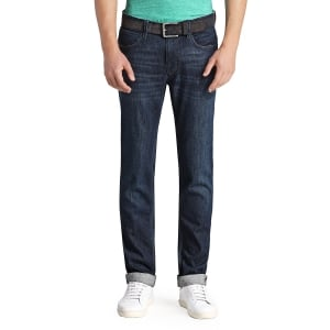 Boss Orange Jeans Orange63 Short Leg in Dark Wash