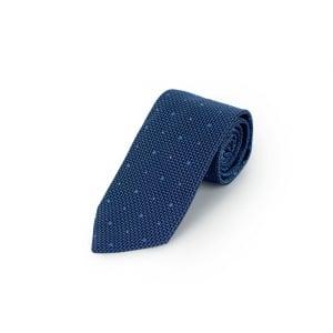 Boss Black Ties Tie 7.5 in Navy