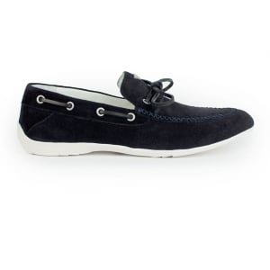 Armani Jeans Footwear Slip On in Navy