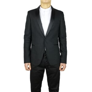 Hamaki-Ho Giacca Blazer in Black