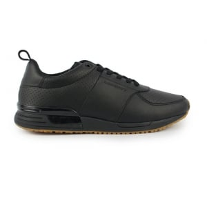 Bjorn Borg Low Uni Trainers in Black