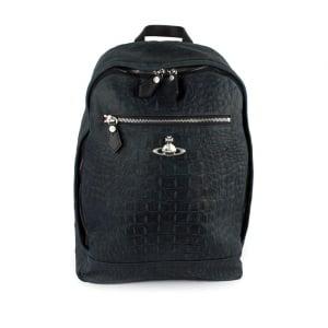 Vivienne Westwood Amazon Backpack in Black