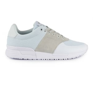 Bjorn Borg Low Mesh Trainers in White