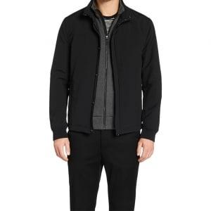 Boss Black Carlent Coat in Black