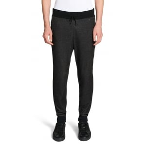 Hugo Debraska Tracksuit Bottoms in Black