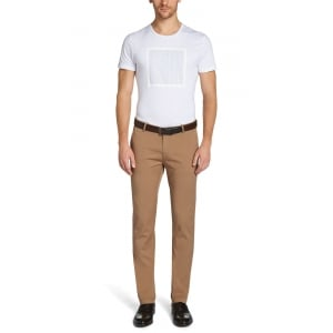 Trousers Rice3-D In Light Brown