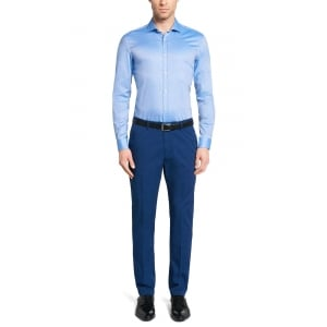 Shirts Slim Fit Ridley2 In Blue