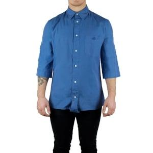 Vivienne Westwood Paul Shirt in Blue