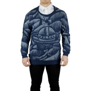 Vivienne Westwood Easy Sweatshirt in Navy