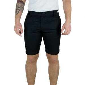 Lacoste 38-40 Bermuda Shorts in Black