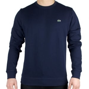 Lacoste Sweatshirt Sweat In Navy