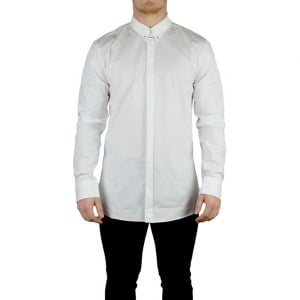 Hugo Enzel Formal Shirt in White