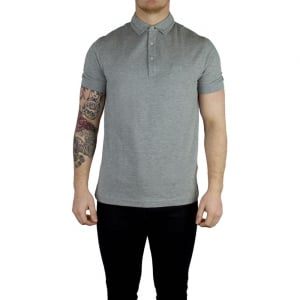 Boss Green C-Bellano Polo Shirt in Grey