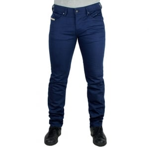 Diesel Belther Regular Leg Jeans in Navy
