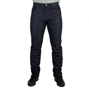 Boss Green C-Maine 1 Short Leg Jeans in Dark Wash