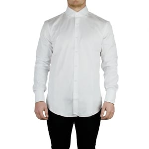 Boss Black Gardner Formal Shirt in White