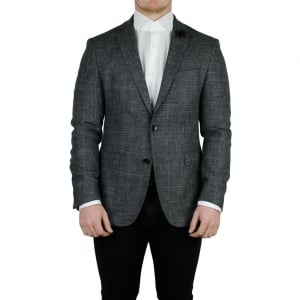 Boss Black Renon 1 Jacket in Dark Grey